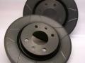 BREMBO MAX - нарязани предни дискове